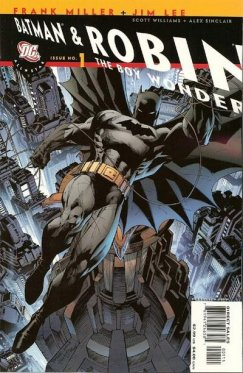 All Star Batman & Robin # 01