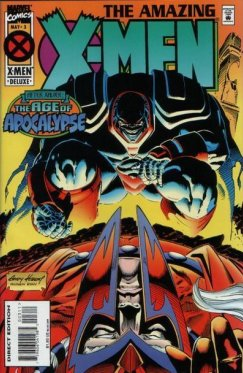 Amazing X-Men # 3