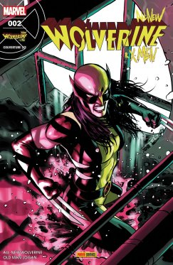 All New Wolverine & X-Men # 02 variant