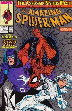 Amazing Spider-Man # 321