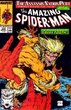 Amazing Spider-Man # 324