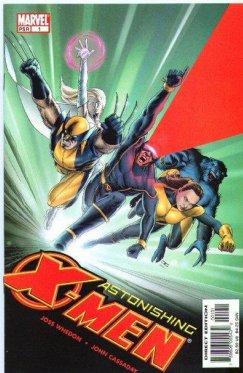 Astonishing X-Men # 01-17