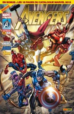 Avengers # 01