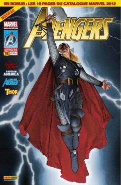 Avengers # 01 Variant