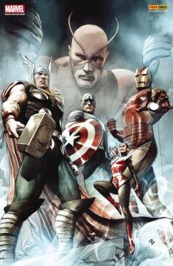 Avengers # 02 Variant
