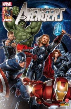 Avengers # 05