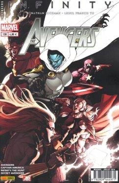Avengers vol 3 # 13