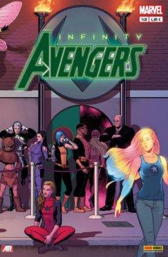 Avengers vol 3 # 14 Variant