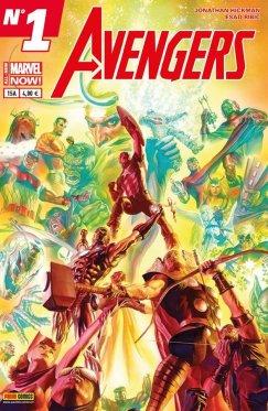 Avengers vol 3 # 15