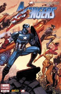 Avengers vol 3 # 15 Variant