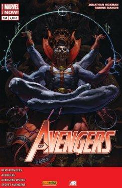 Avengers vol 3 # 16 Variant