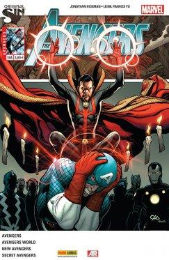 Avengers vol 3 # 18