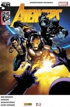 Avengers vol 3 # 19