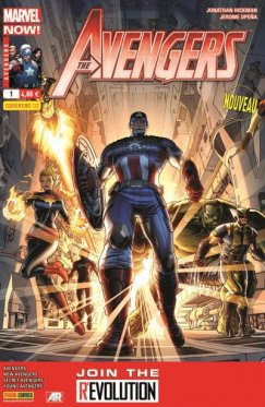 Avengers vol 3 # 01