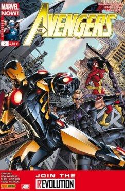 Avengers vol 3 # 02