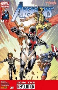 Avengers vol 3 # 03