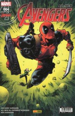 All New Avengers # 04