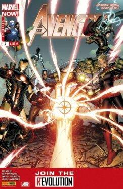 Avengers vol 3 # 04