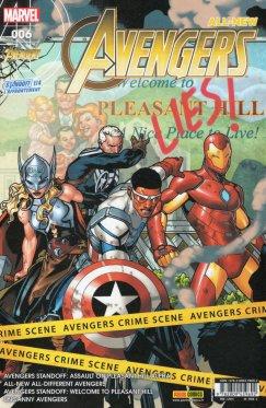 All New Avengers # 06