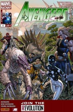 Avengers vol 3 # 06