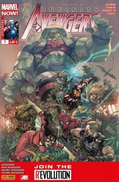 Avengers vol 3 # 07