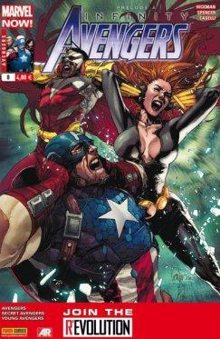 Avengers vol 3 # 08