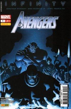Avengers vol 3 # 09 variant