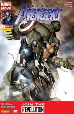 Avengers vol 3 # 09