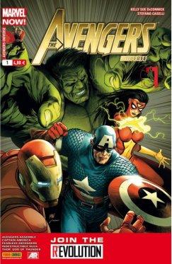 Avengers Universe # 01