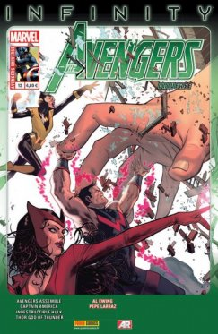 Avengers Universe # 12