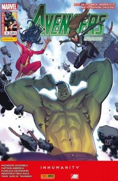 Avengers Universe # 15 Variant