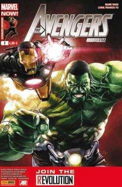 Avengers Universe # 02