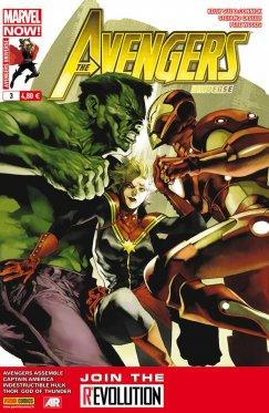 Avengers Universe # 03