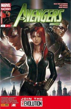 Avengers Universe # 04