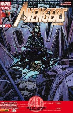 Avengers Universe # 05