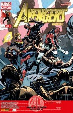 Avengers Universe # 06