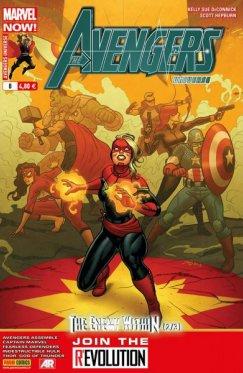 Avengers Universe # 08