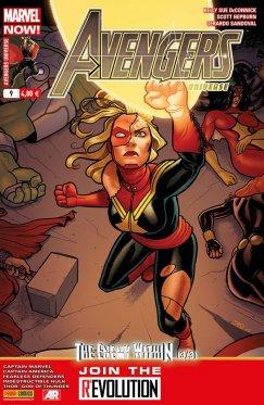 Avengers Universe # 09