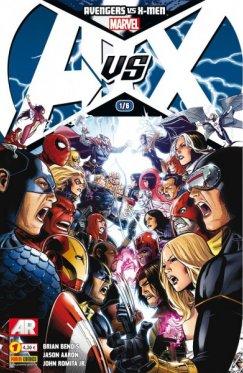 Avengers vs X-Men # 01 A