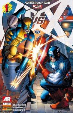 Avengers vs X-Men # 01 B