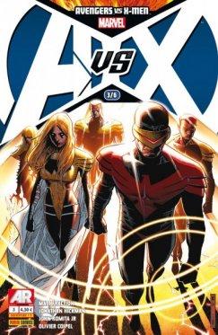 Avengers vs X-Men # 03 A