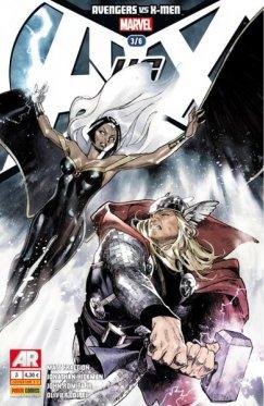 Avengers vs X-Men # 03 B