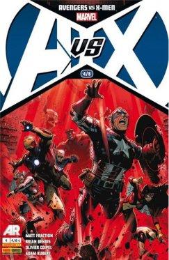 Avengers vs X-Men # 04 A