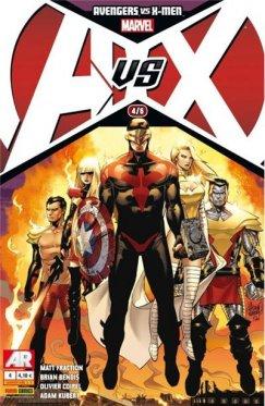Avengers vs X-Men # 04 B