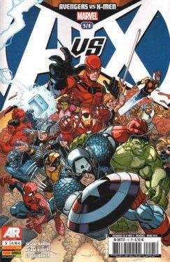 Avengers vs X-Men # 05 B