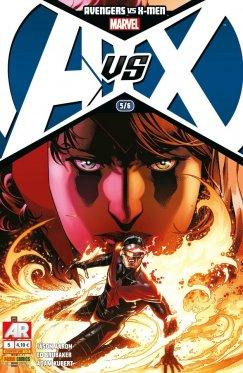 Avengers vs X-Men # 05 A