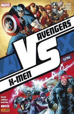 Avengers vs X-Men extra # 2