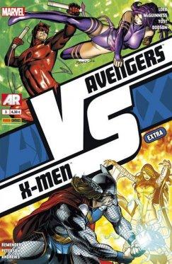 Avengers vs X-Men extra # 3
