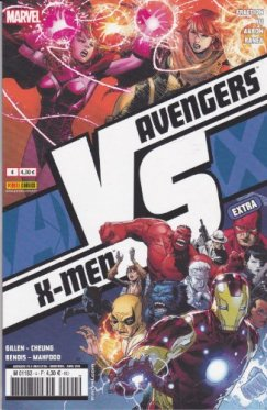 Avengers vs X-Men extra # 4