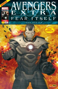 Avengers Extra # 01